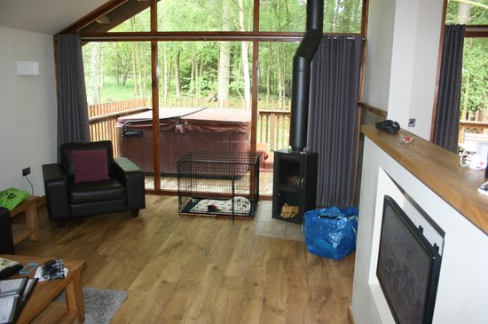 Forest Holidays Cropton, North Yorkshire: Lounge