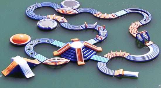 Mios, France: AquaPark 33