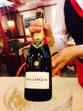 Boca Chica : Che dire ...il tutto accompagnato da 1 sublime champagne a costi più che onesti