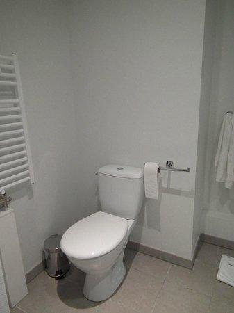 Appart'City Paris Bobigny: Туалет