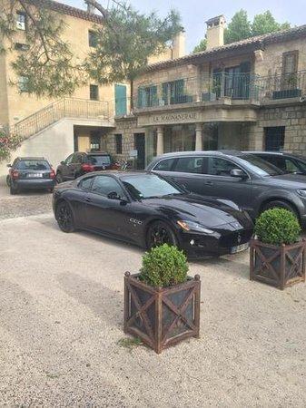 Najeti Hôtel la Magnaneraie : le cadre parfait dés l'arrivé