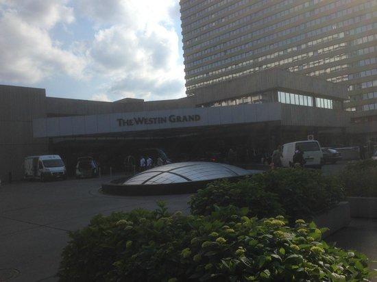The Westin Grand Munchen: hotel