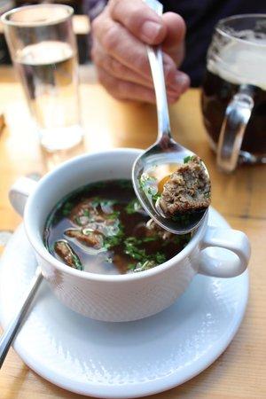 Wia z'haus Lehner: Wonderful food