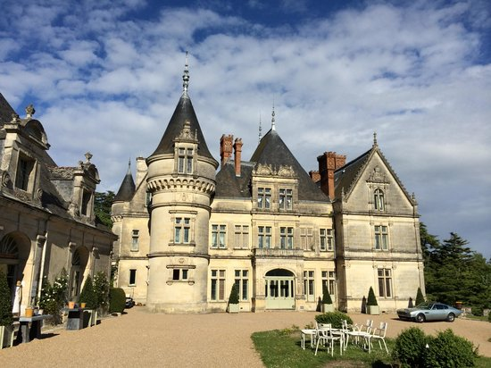 Chateau de la Bourdaisiere: The Chateau