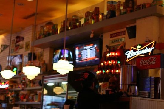 Big Daddy's : Counter