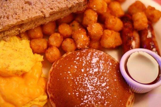Big Daddy's : Breakfast