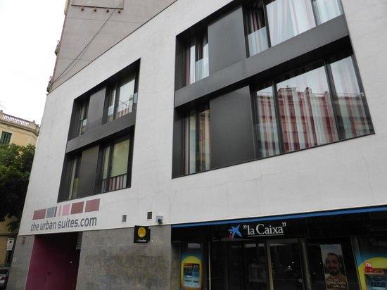 The Urban Suites : Von draußen