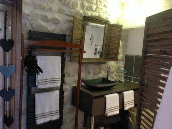 espace de tente jacuzzi  Picture of Casa BellaIle de Re