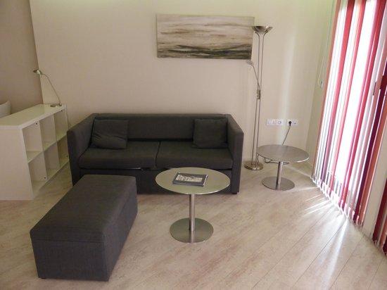 The Urban Suites : Wohnzimmer