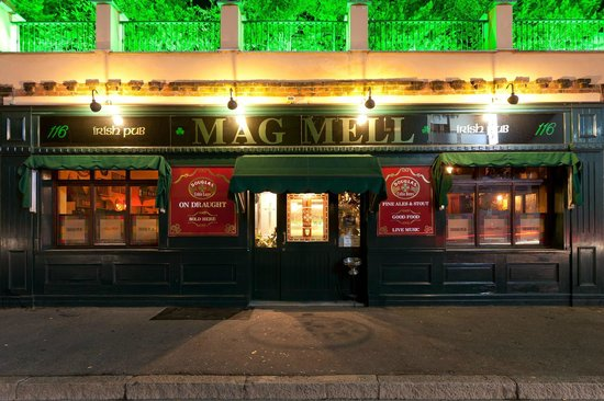 ‪Mag Mell Irish Pub‬