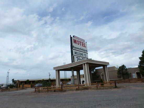 Grand Canyon Inn & Motel: El Motel: evítelo