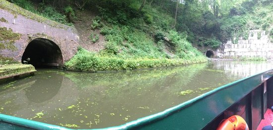 Dudley Canal Trust Trips: Out of the tunnels