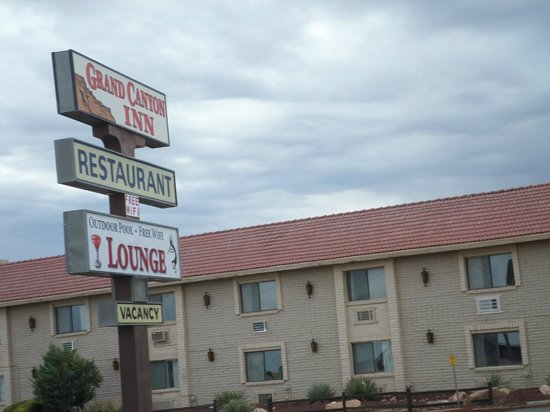 Grand Canyon Inn And Motel Valle