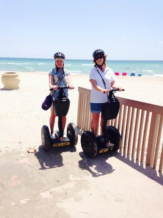 Ultimate Florida Tours: Segway tour