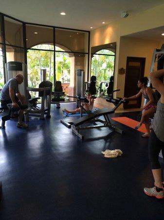 Villa La Estancia: Gym