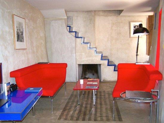 Le Domaine des Andéols : Our Maison des Amoureux 1st floor.