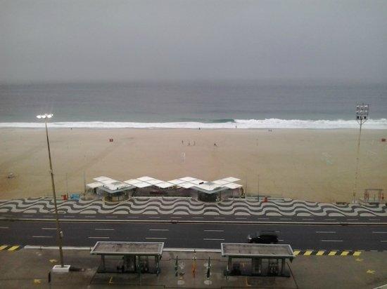 Olinda Rio Hotel: Vista do apartamento-Hotel Olinda