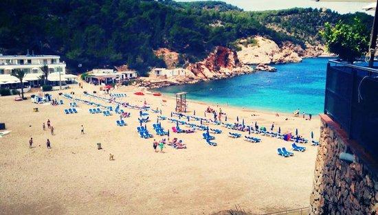 San Miguel Beach Club: beach right by hotel