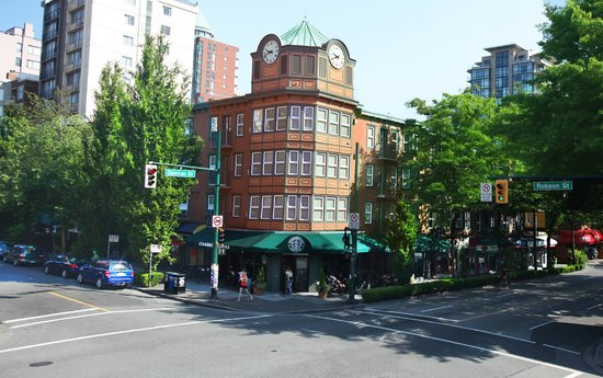 Times Square Suites Hotel Updated 2018 Prices Reviews Photos Vancouver British Columbia Tripadvisor