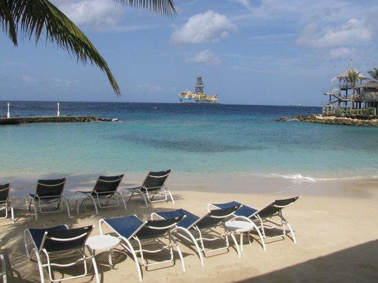 Avila Beach Hotel : Une des deux petites plages