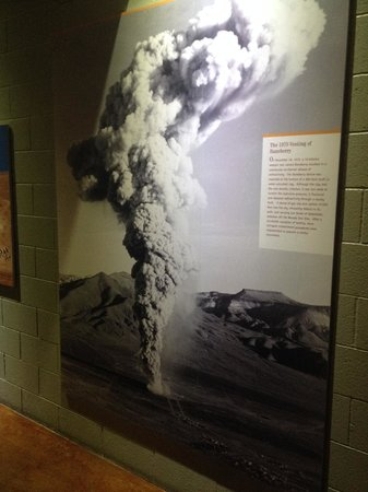The National Atomic Testing Museum: The 1970 test known as Baneberry accidentally released a plume of radioactive material.