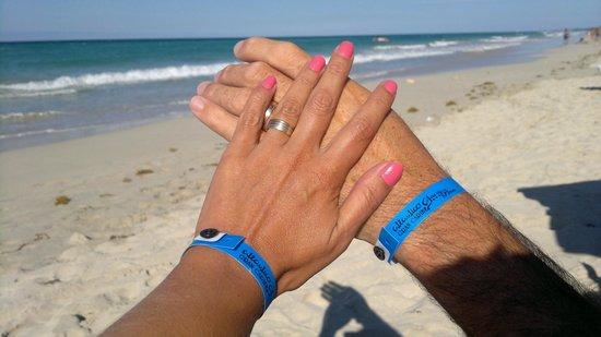 Gran Caribe Club Atlantico: Nuestras pulseras
