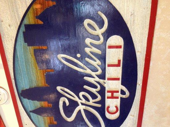 skyline chili sign