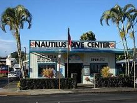 ‪Nautilus Dive Center‬