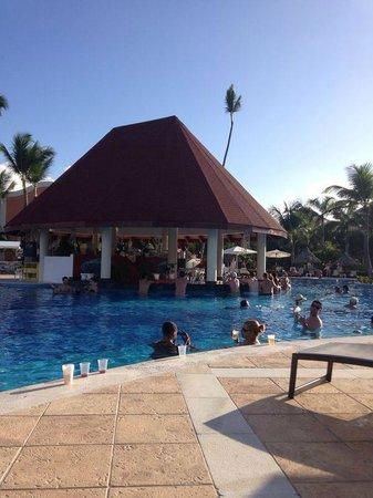 Luxury Bahia Principe Ambar Don Pablo Collection: Bar da piscina