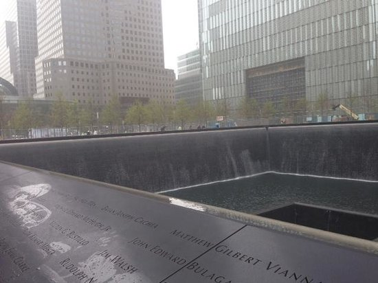 The National 9/11 Memorial & Museum: tributes