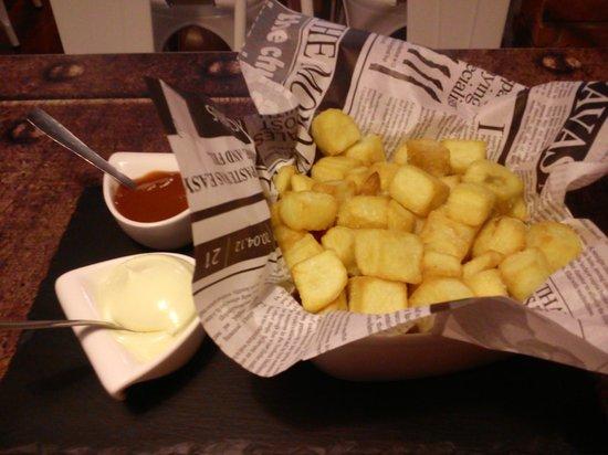 patatas bravas uptown
