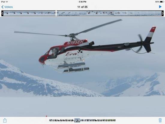 Era Helicopters: Era Helicopter Tours to the Glacier