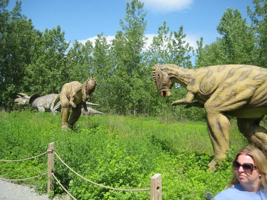 Field Station: Dinosaurs : Dinosaurs Fighting