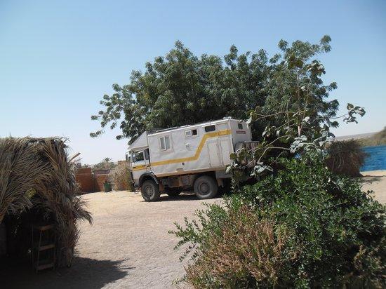 Auberge Inimi: camping