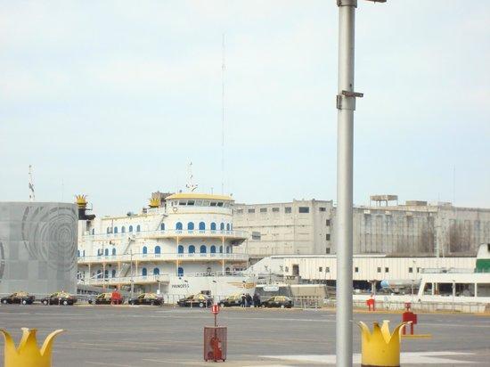 Buenos Aires Bus: Ferry del Casino Puerto Madero