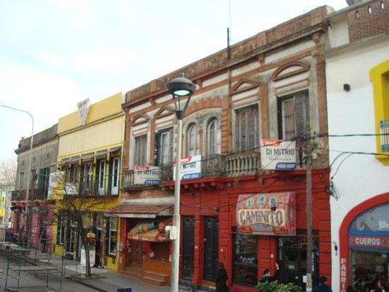 Buenos Aires Bus: Barrio de La Boca