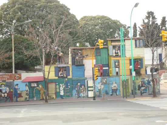 Buenos Aires Bus: La Boca