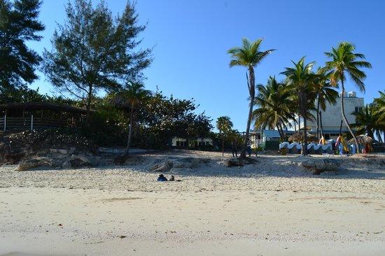 Gran Caribe Club Atlantico: Playa del hotel1