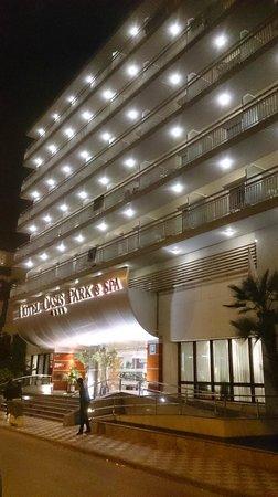 GHT Oasis Park & SPA: La noche perfecta