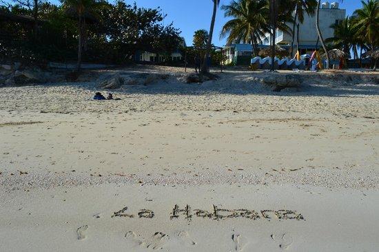 Gran Caribe Club Atlantico: playa 7