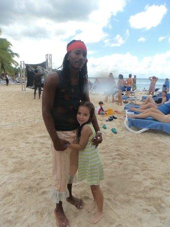 Viva Wyndham Dominicus Beach: VOLVERIAMOS SIN DUDARLO