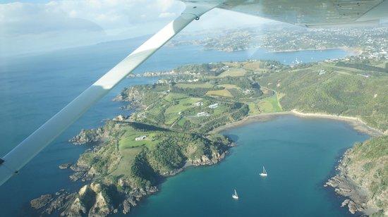 Wyspa Waiheke, Nowa Zelandia: View