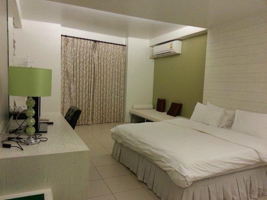 Baan Udom: Room