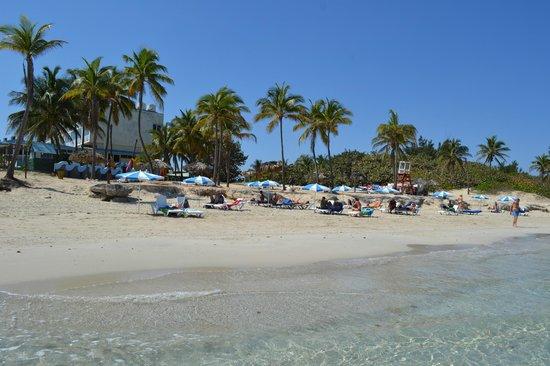 Gran Caribe Club Atlantico: Playa del hotel 2