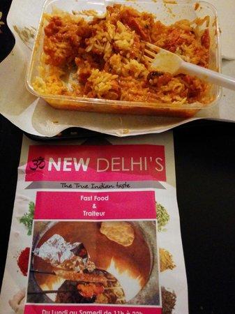 NEW DELHI'S