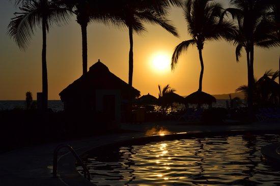 Hard Rock Hotel Vallarta: First Sunset