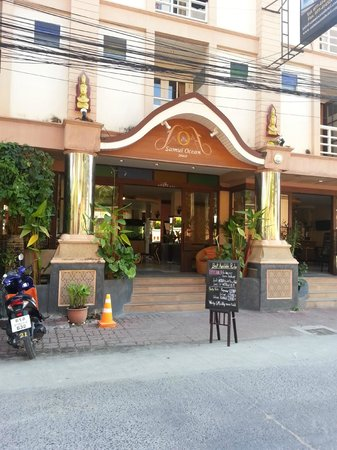 Ploen Chaweng Koh Samui : Entrance