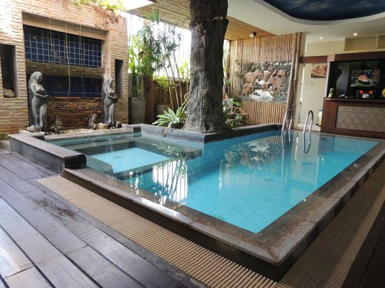 Ploen Chaweng Koh Samui: Ground Floor Pool