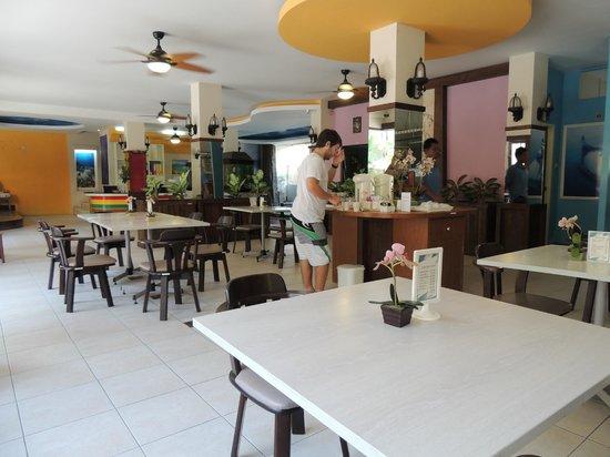 Ploen Chaweng Koh Samui: Dining Room
