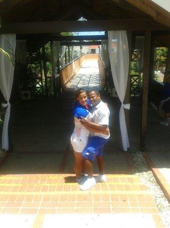BelleVue Dominican Bay : Richi buen amigo